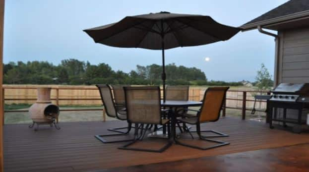 Concrete Services - Concrete Patios Green Acres Mobile and Recreational Vehicle Park