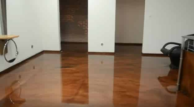 Concrete Services - Epoxy Flooring Estrella Estates Family Park